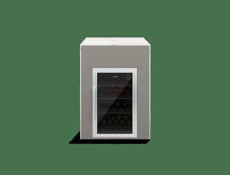 Außenküche Kühlschrank Caso