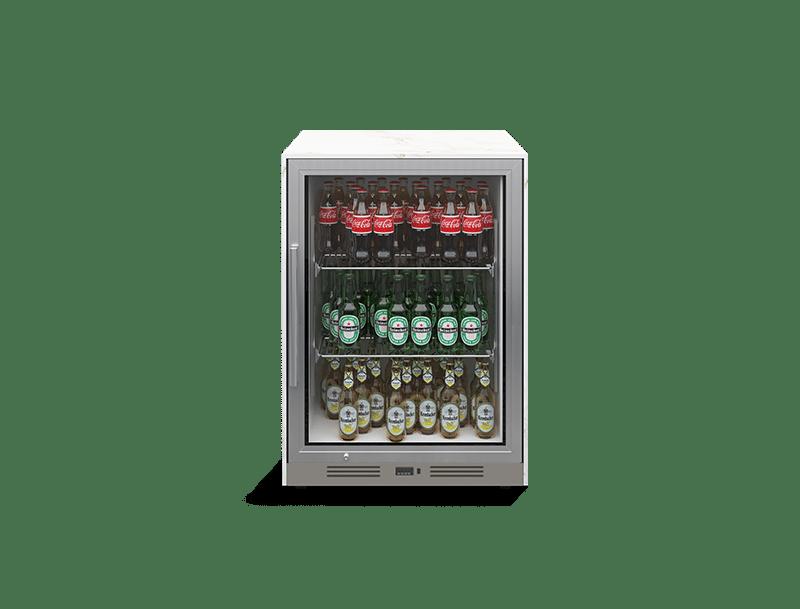 Außenkühe Kühlschrank Getränke
