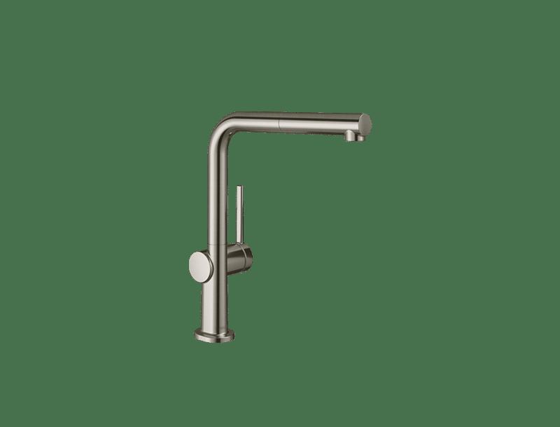 Außenküche Wasserhahn edelstahl